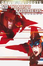 Transformers News: Sneak Peek - Transformers: Windblade #4