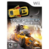 Transformers News: Transfromers: Dark of the Moon - Stealth Force Edition for the Wii Reviewed