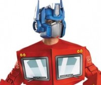 Transformers News: New G1 Optimus Prime Costume Available Soon