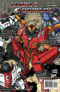 Transformers News: RyallTime: Transformers Ongoing #2 may be delayed