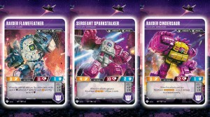 Transformers News: Firecons Revealed For Official Transformers Trading Card Game