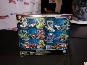 Hasbro Officially Reveals the Siege Target Exclusives at #SDCC2019 with Micromaster 10 Pack Names