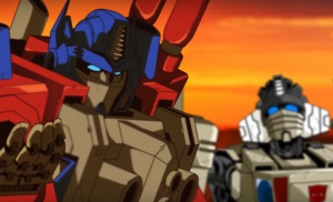 Transformers News: 'Online Series Transformers: Portal Shows Crossover between RID and Titans Return