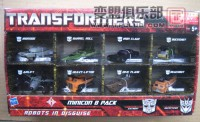 Transformers News: In Packages Images of Generations Minicon Figures