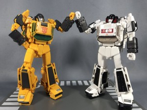 In-Hand Images of Transformers Masterpiece MP-42 Cordon