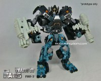 Transformers News: New Images of FWI-02 Weapons Upgrade for DOTM Leader Ironhide