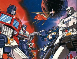 Top Five Rivalries in Transformers Fiction