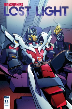 Transformers News: IDW Transformers and Hasbro Universe Comics Solicitations for October 2017 #HasbroFirstStrike #getawaywasright