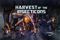 """Transformers: Legends Mobile Device Game Limited Time Event """"Harvest of the Insecticons"""""""