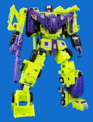 Transformers News: Reissues of Takara Tomy Transformers Unite Warriors Superion and Devastator in February 2019