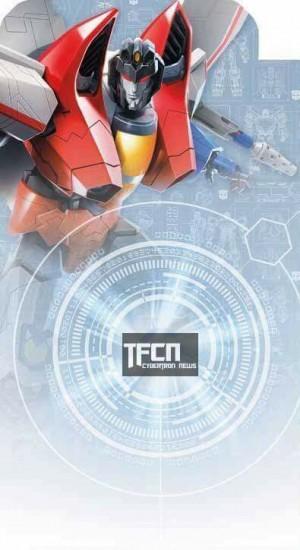 Rumoured Packaging Art for Transformers: Power of the Primes Grimlock, Starscream, Bumblebee
