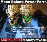 CrazyDevy Update - Head Replacement Advertisement