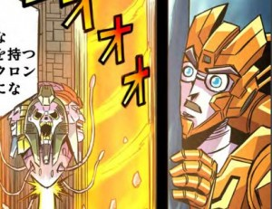 New Chapter of Generations Selects Manga Reveals Spike's Final Moments