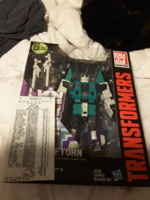 Transformers News: Titans Return Leader Class Sixshot and Legends Class Bumblebee and Gnaw Spotted at Canadian Retail