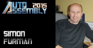 Auto Assembly 2015 Guest Update - Simon Furman
