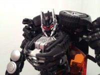 Transformers News: In-Hand Images: Unreleased Transformers Movie Trilogy Deluxe Soundblaster