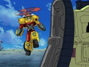 Transformers: Armada Episode 40 'Remorse' Discovered to Have a 2nd English Dubbing