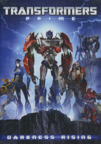Transformers News: Transformers Prime: Darkness Rising Sees Australian Release June 20