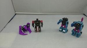 Transformers News: Video Review for Transformers War for Cybertron Siege Micromaster Spy Patrol and Battle Squad