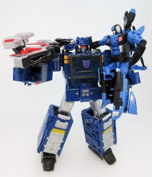 New Images - Takara Tomy Transformers Legends LG36 Soundwave