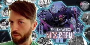 IDW, Marvel Artist Nick Roche to Attend TFNation 2017