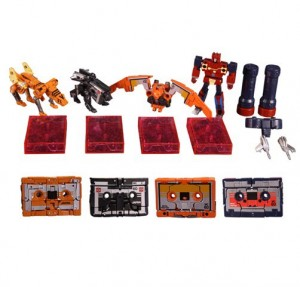More in-hand and comparison images of MP-15 / 16-E Cassettebot vs Cassettetron