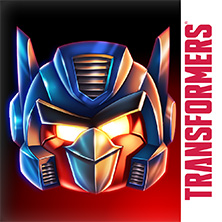 Transformers News: Angry Birds Transformers Update