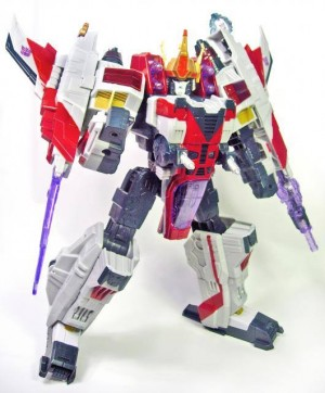Transformers News: Year of the Horse MP10 Optimus Prime & Supreme Cybertron Starscream Details