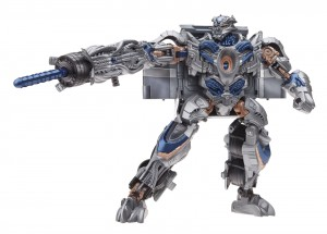 Transformers News: Video Review - Transformers: Age of Extinction Voyager Galvatron