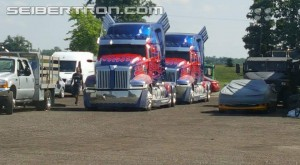 Transformers News: Transformers 5: The Last Knight - Many Michigan Filming Photos
