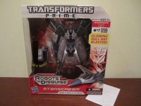 Transformers News: Transformers Prime Robots in Disguise Voyager Series 2 Released in Singapore