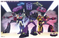 Transformers News: Josh Perez Shares Botcon 2011 Prints