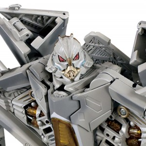 Transformers News: New Image of Starscream from Takara 10th Anniversary Movie Line