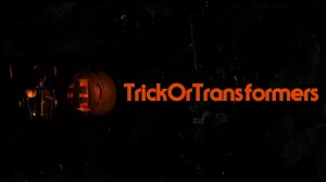 Official Transformers #TrickOrTransformers Halloween Video Campaign