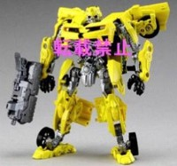 Takara Transformers DSM Neoscanning Deluxe Bumblebee