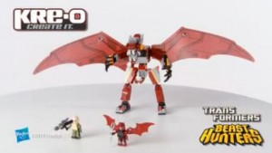 Transformers News: KRE-O Transformers Beast Hunters Ripclaw Strike Official video