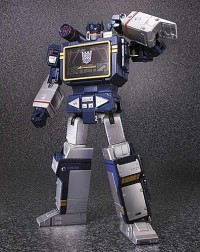 Transformers News: Rumor: Hasbro Masterpiece Soundwave and Acidstorm