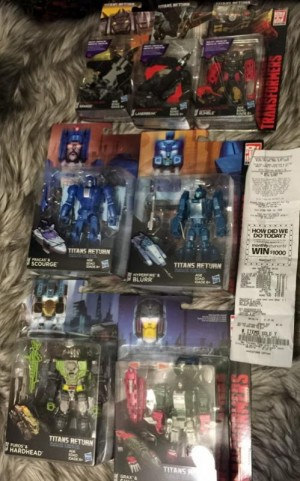Transformers News: Transformers Titans Return Deluxes, Legends Class Wave 2 Now Out in Canada