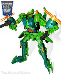 Transformers News: The Fourth Figure Revealed in the BotCon 2013 Machine Wars Box Set is Obsidian