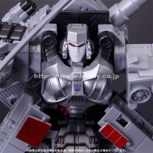 Transformers News: New Images of Transformers Cloud TFC-A01 Optimus Prime and TFC-D01 Megatron