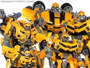 New Toy Listings for Bumblebee: The Movie, Movie Masterpiece Ironhide, Studio Series, and More