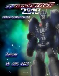 Transformers News: European Transformers Convention Updates: C.O.N.S.