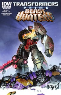 Transformers News: Transformers Prime Beast Hunters #4 Review