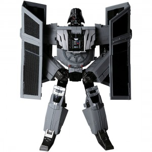 New Images and Video of Takara Star Wars Powered By Transformers Darth Vader