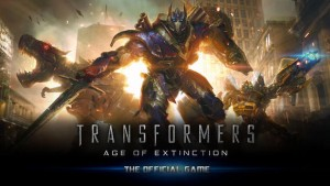DeNA Releases New Mobile Game for the Transformers Age of Extinction Movie