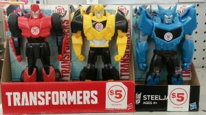 Transformers Robots in Disguise Mini Titans Sighted at US Retail
