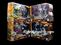 Robotkingdom: HFTD Deluxe 2-packs available in a set of 4!
