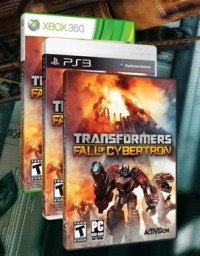 New Fall Of Cybertron Pre-Order And DLC Info