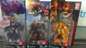 Transformers News: Transformers Generations Shockwave and Wreckgar Found at Canadian Retail