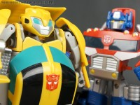 Transformers News: Transformers Prime returns August 24th plus Rescue Bots 2 parter with Optimus Prime and Bumblebee on August 25th